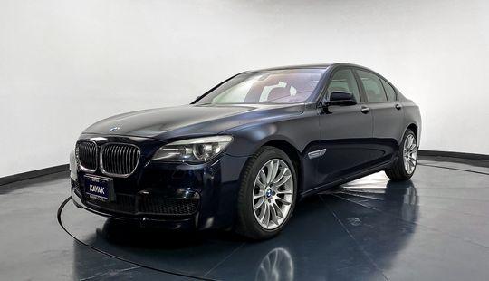 BMW Serie 7 750i M Sport 2013