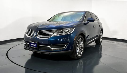 Lincoln MKX Reserve-2017