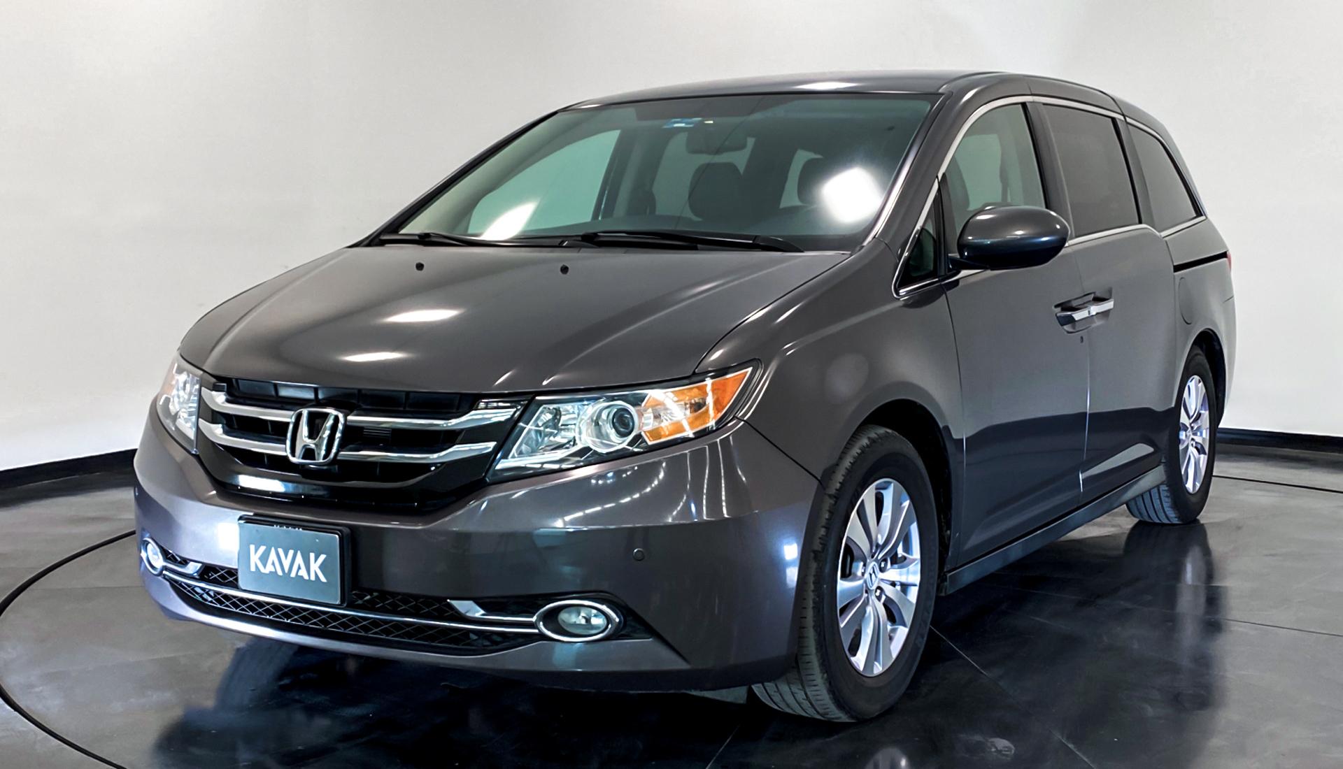 Honda Odyssey 2015 #27721 | 91363 KM | Precio: $309999