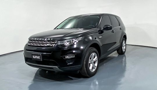 Land Rover Discovery Sport SE-2017