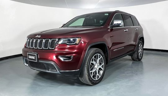 Jeep Grand Cherokee Limited X-2019