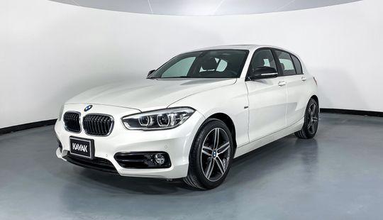 BMW Serie 1 Hatch Back 120i Sport Line 2018