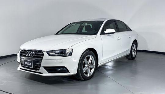 Audi A4 Version Lanzamiento 2013
