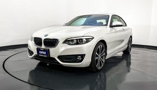 BMW Serie 2 220i Sport Line Coupé 2019
