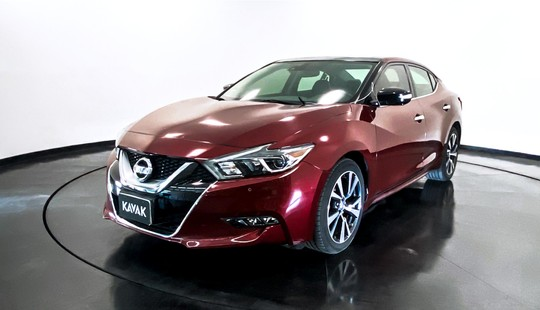 Nissan Maxima Exclusive-2017