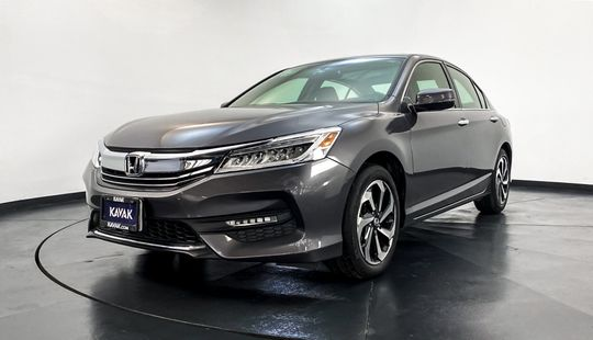 Honda Accord EXL-2016