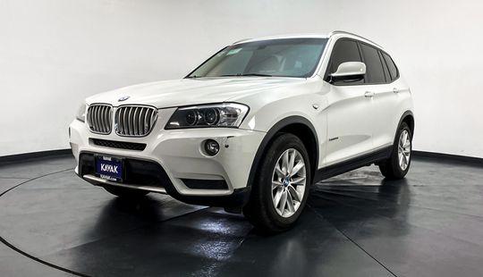 BMW X3 35i Top Line 2013