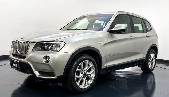 BMW X3 28i Lujo Top Line 2013