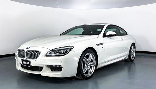 BMW Serie 6 650i Coupé M Sport-2016