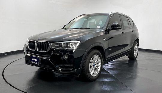 BMW X3 20i 2015