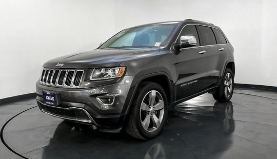 Jeep Grand Cherokee Limited-2014