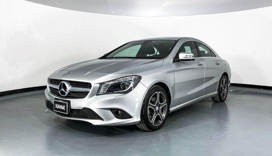 Mercedes Benz Clase CLA Coupe CLA200 CGI Sport-2016