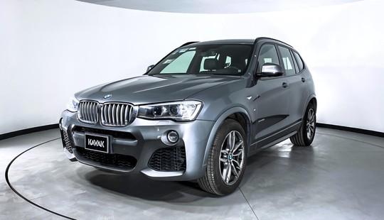 BMW X3 35i M Sport 2016