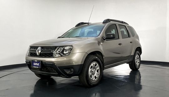 Renault Duster Expression-2017