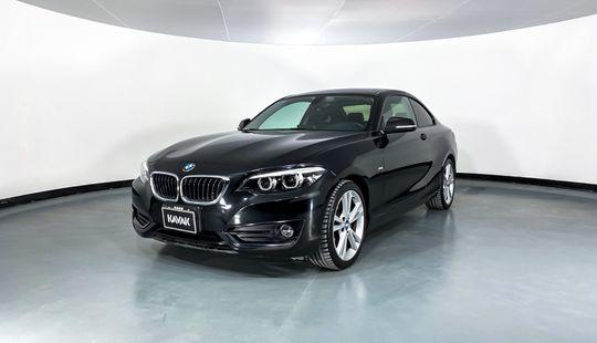 BMW Serie 2 220i Sport Line Coupé 2018