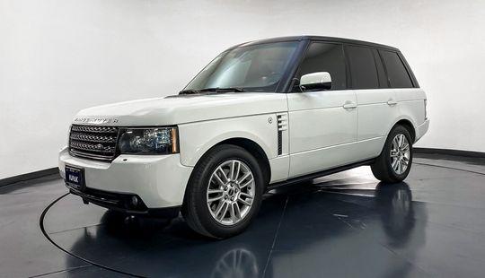 Land Rover Range Rover HSE-2012
