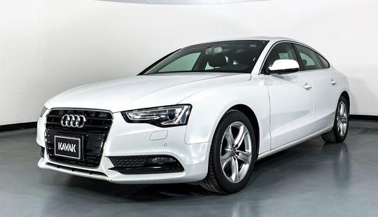 Audi A5 Luxury-2015