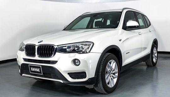 BMW X3 20i Business Edition 2015