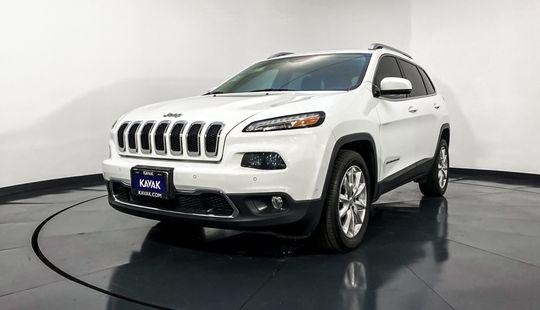 Jeep Cherokee Limited Plus-2017