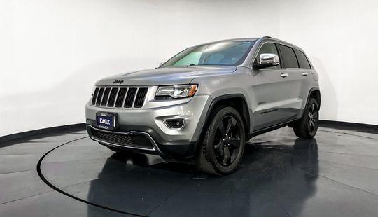 Jeep Grand Cherokee Limited Lujo-2014