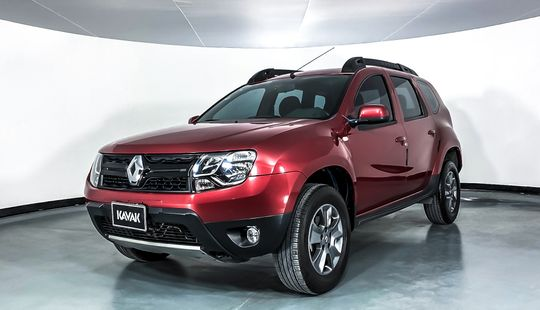 Renault Duster Intens-2018