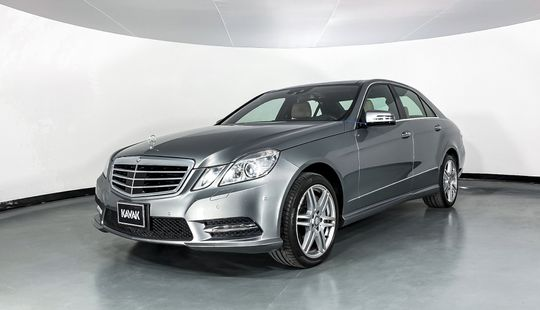 Mercedes Benz Clase E E500 CGI Biturbo-2013