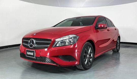 Mercedes Benz Clase A A180-2016