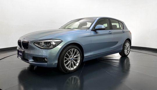 BMW Serie 1 Hatch Back 118i Básico 2013