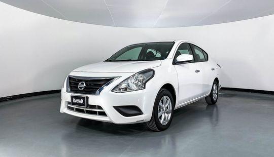 Nissan Versa Sense 2019