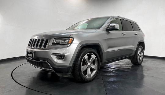 Jeep Grand Cherokee Limited Lujo HEMI-2014