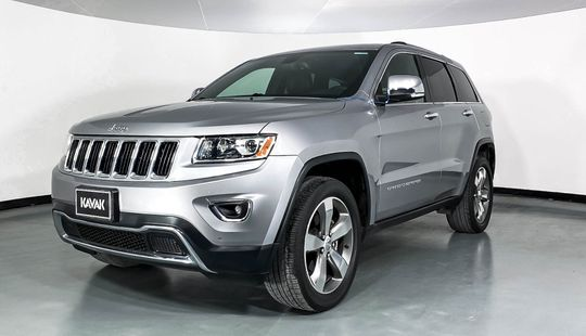 Jeep Grand Cherokee Limited-2015