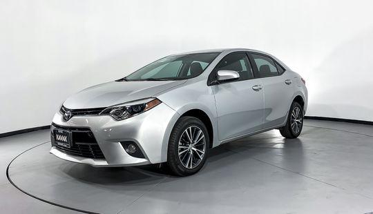 Toyota Corolla LE-2016