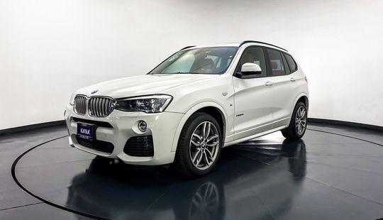 BMW X3 35i M Sport 2017