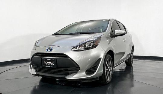 Toyota Prius Hatch Back C Híbrido-2018