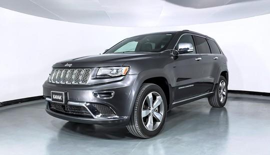 Jeep Grand Cherokee Summit HEMI-2015