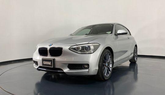 BMW Serie 1 Hatch Back 118i Basico-2014