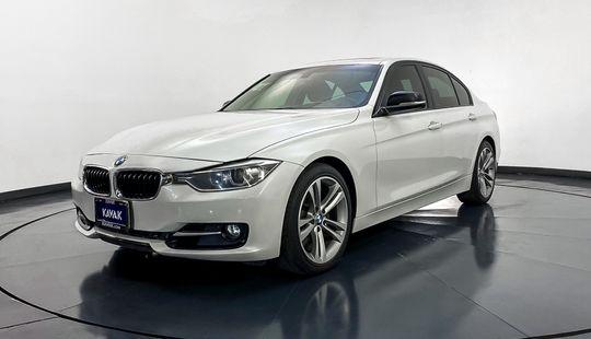 BMW Serie 3 328i Sport Line-2015