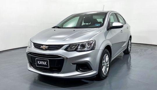 Chevrolet Sonic LT (Cambio de línea)