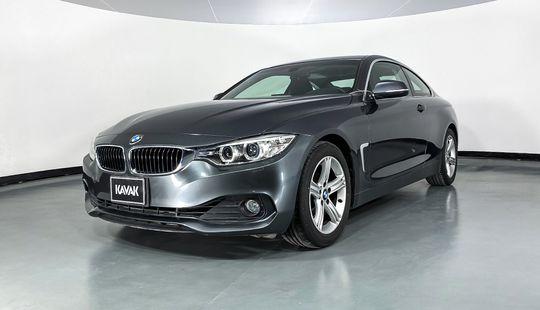 BMW Serie 4 420i Coupé-2017