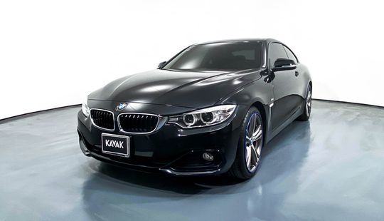 BMW Serie 4 430i Sport Line Coupé-2017