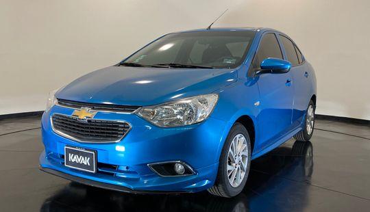 Chevrolet Aveo LTZ (Línea nueva)