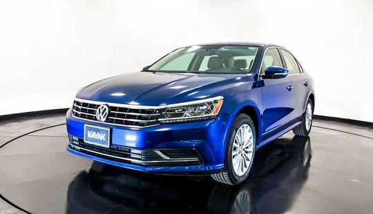 Volkswagen Passat Sportline-2016