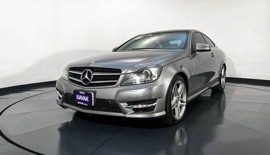 Mercedes Benz Clase C C350Coupé CGI Sport-2012