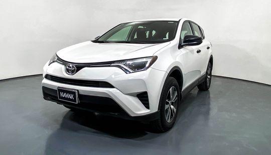Toyota RAV4 LE-2017
