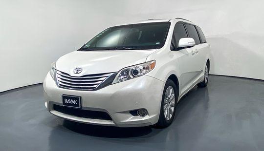 Toyota Sienna XLE Limited-2013