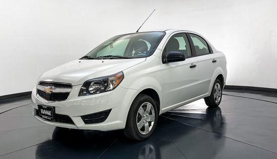 Chevrolet Aveo LS (Cambio de Línea) (Cambio de línea)-2017