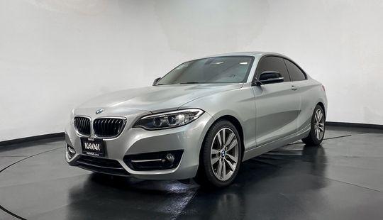 BMW Serie 2 220i Sport Line Coupé-2016