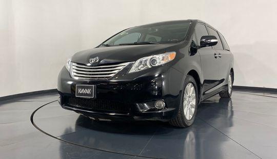 Toyota Sienna XLE Limited-2014