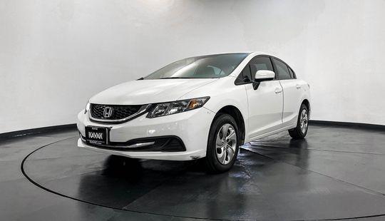 Honda Civic LX-2015