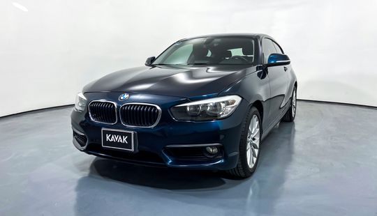 BMW Serie 1 Hatch Back 120i Basico-2016
